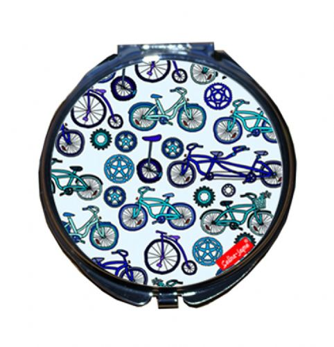 Selina-Jayne Bicycles Limited Edition Compact Mirror